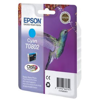 ��������� �������� Epson �������� T0802 �������� ����� C13T08024011