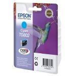 Картридж Epson T0802 Cyan/Голубой (C13T08024011)