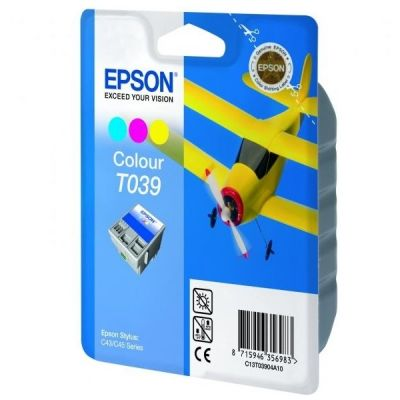Картридж Epson Color/Трехчветный (C13T03904A10)