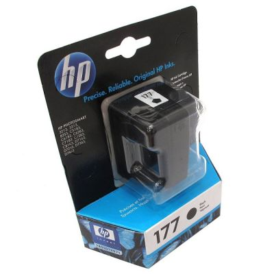 Картридж HP 177 Black/Черный (C8721HE)