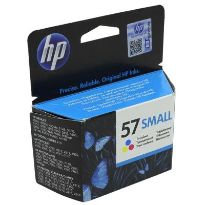 Картридж HP 57 Small Tri-colour/Трехцветный (C6657GE)