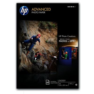 ��������� �������� HP Advanced Glossy Photo Paper-50 sht/A4/210 x 297 mm Q8698A