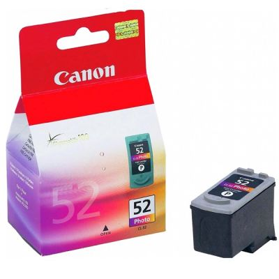 Картридж Canon CL-52 emb Black/Черный (0619B025)