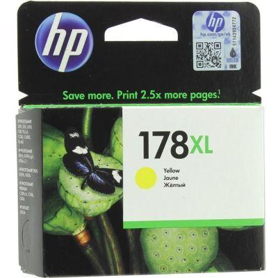 Картридж HP 178XL Yellow/Желтый (CB325HE)