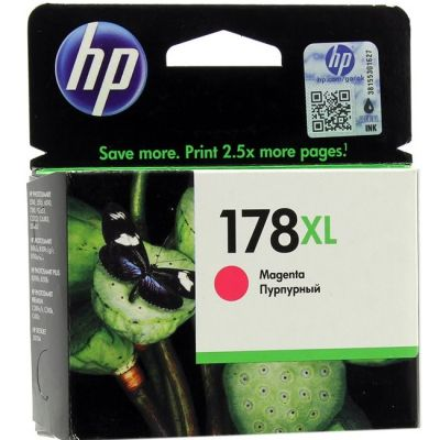 ��������� �������� HP 178XL Magenta Ink Cartridge CB324HE