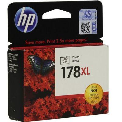 ��������� �������� HP 178XL Photo Black Ink Cartridge CB322HE