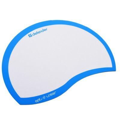 Коврик для мыши Defender пластиковый Ergo opti-laser Blue (синий)