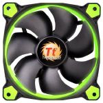 ���������� Thermaltake Riing 14 LED Green CL-F039-PL14GR-A