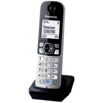 Телефон Panasonic Dect Доп. трубка KX-TGA681RUB