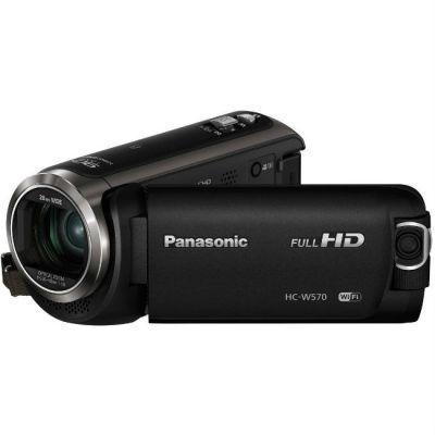 Видеокамера Panasonic HC-W570 Black