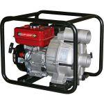 Мотопомпа DDE бензиновая грязевая PTR80K (вых 80 мм, 9лc,30м,1000л/мин, 6л, 65кг)