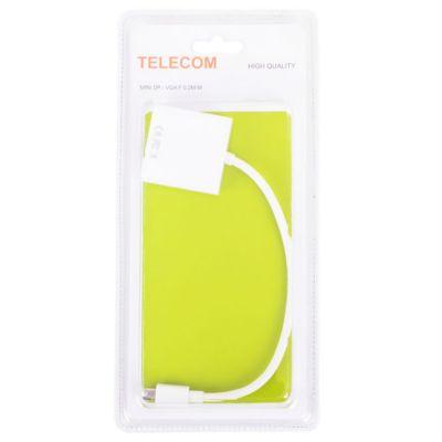 Кабель Telecom переходник Mini DisplayPort (M) -> VGA (F) TA6070