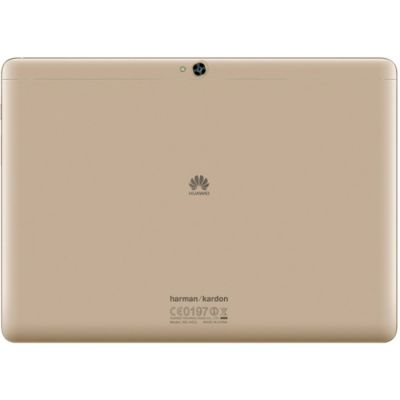 Планшет Huawei MediaPad M2 10.0 LTE 64Gb Gold 53015923