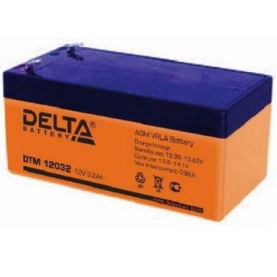 Аккумулятор Delta D-DTM12/3.2 (12V;3.2Ah)