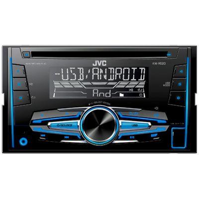 Автомагнитола JVC CD KW-R520