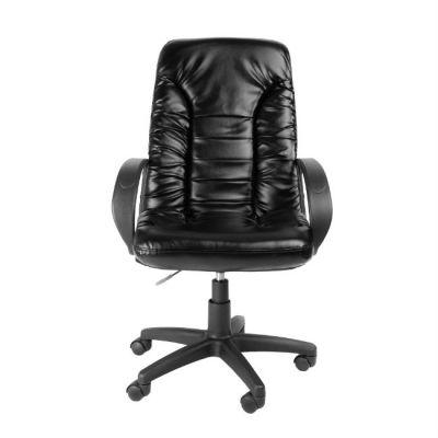 Офисное кресло Почин руководителя КР-10 (Красный, 3021) Коллекция Ecotex (матовые)