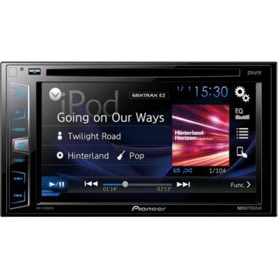 ������������� Pioneer CD DVD AVH-X1800DVD