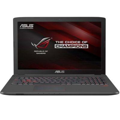 Ноутбук ASUS ROG GL752VW-T4237T 90NB0A42-M03130