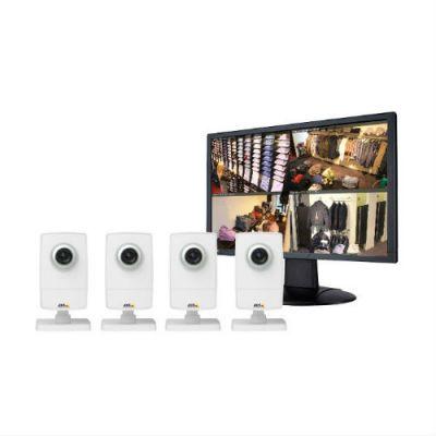 Комплект видеонаблюдения Axis M1014 SURVEILLANCE KIT 0520-042