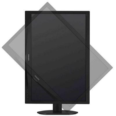 Монитор Philips 240S4QMB/00 Black