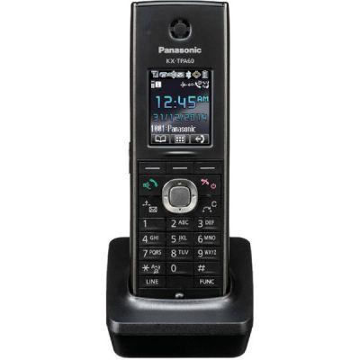 Телефон Panasonic Доп. трубка KX-TPA60RUB для KX-TGP600