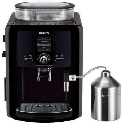 Кофемашина KRUPS EA8080PE