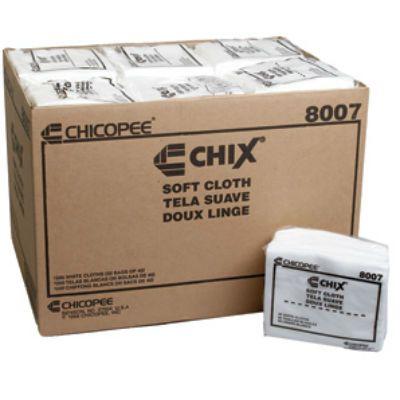 Katun Салфетки для чистки оптики и фотобарабанов пак/40шт Chicopee Soft Cloth