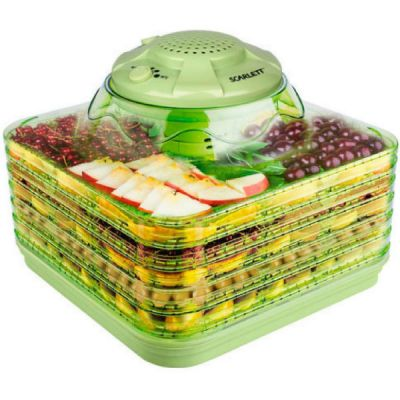 Scarlett сушилка для овощей и фруктов SC-FD421002
