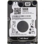 "������� ���� Western Digital SATA-III 500Gb Black (7200rpm) 32Mb 2.5"" WD5000LPLX"