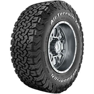 Всесезонная шина BFGoodrich All Terrain T/A KO2 RWL LT265/70 R16 121/118S XL 350721