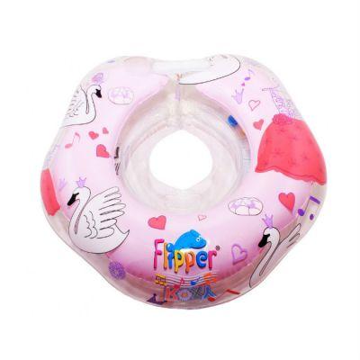 Круг для купания Roxy-Kids Flipper Лебединое озеро