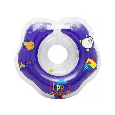 Круг для купания Roxy-Kids Flipper Мusic для купания малышей