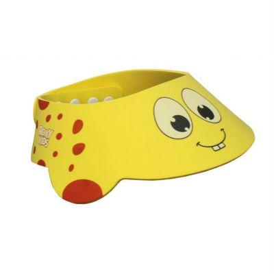 Roxy-Kids Козырек для мытья головы Желтый
