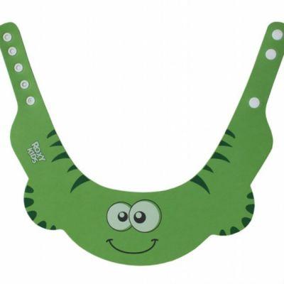 Roxy-Kids Козырек для мытья головы Зеленый