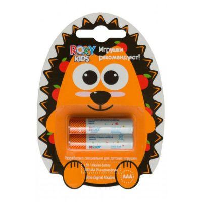 Батарейки Roxy-Kids Premium Ultra Digital, AA 2 шт. (блистер)