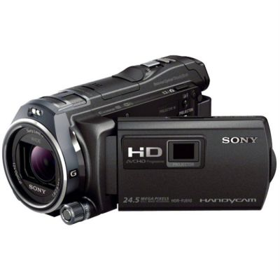 "����������� Sony 1CMOS 12x IS opt 3"" Touch LCD 1080p 32Gb black HDR-PJ810E"