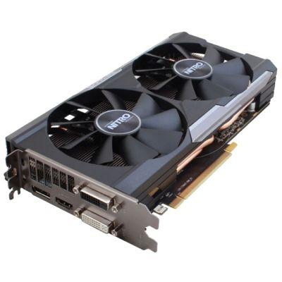 Видеокарта Sapfire Radeon R9 380X 1040Mhz PCI-E 3.0 4096Mb 6000Mhz 256 bit 2xDVI HDMI HDCP 11250-01-20G