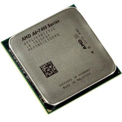 ��������� AMD A6-7470K (AD747KY) 3.7 GHz / 2core / SVGA RADEON R5 / 1Mb / 65W / 5 GT / s Socket FM2+ AD747KYBI23JC