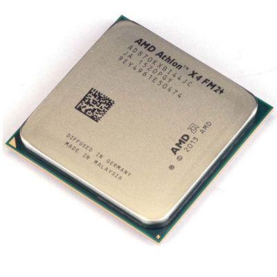 Процессор AMD Athlon X4 870K Godavari 95W 3900 (FM2+, L2 4096Kb) OEM AD870KXBJCSPK (AD870KXBI44JC)