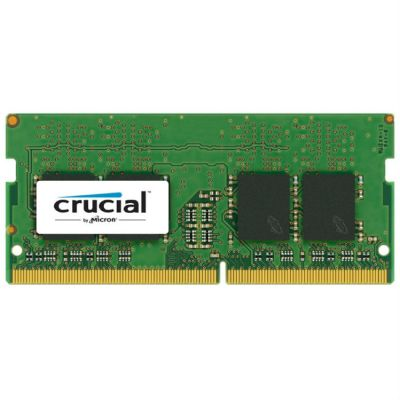 Оперативная память Crucial DDR4 8Gb 2133MHz Crucial PC4-17000 CL15 SO-DIMM 1.2В CT8G4SFD8213