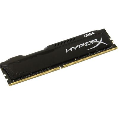 Оперативная память Kingston HyperX Fury DDR4 DIMM 8Gb < PC4-17000 > CL14 HX421C14FB/8