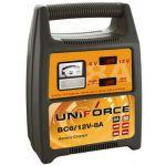 Зарядное устройство Uniforce для авто аккумуляторов BC 6/12V-8A 9122883