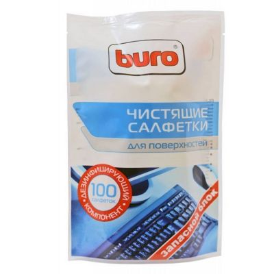 Buro BU-Zsurface для поверхностей 100шт