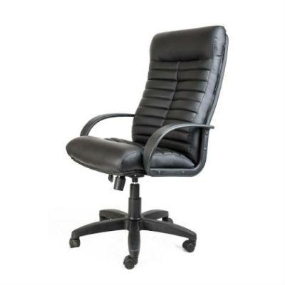 Офисное кресло Почин руководителя КР-14 (Бледно-сиреневый, 3004) Коллекция Ecotex (матовые)