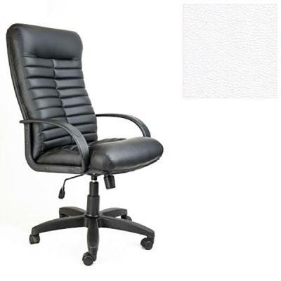 Офисное кресло Почин руководителя КР-14 (Белый, 3002) Коллекция Ecotex (матовые)
