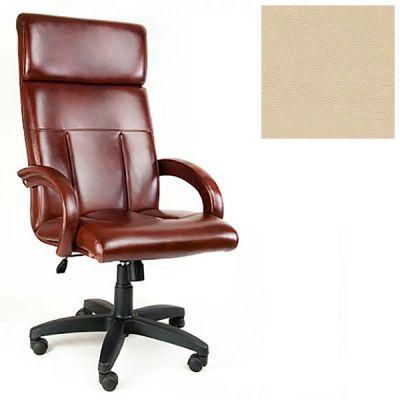 Офисное кресло Почин руководителя КР-17 (Бежевый, 3028) Коллекция Ecotex (матовые)