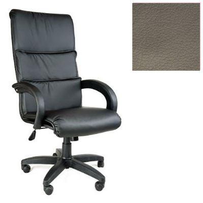 Офисное кресло Почин руководителя КР-16 (Темно-серый, 3022) Коллекция Ecotex (матовые)