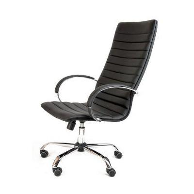 Офисное кресло Почин руководителя КР-18 (Ваниль, 3027) Коллекция Ecotex (матовые)