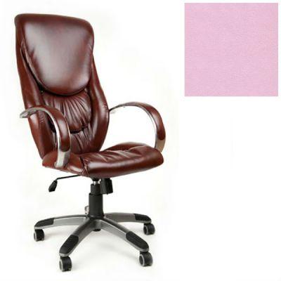 Офисное кресло Почин руководителя КР-4 (Бледно-сиреневый, 3004) Коллекция Ecotex (матовые)