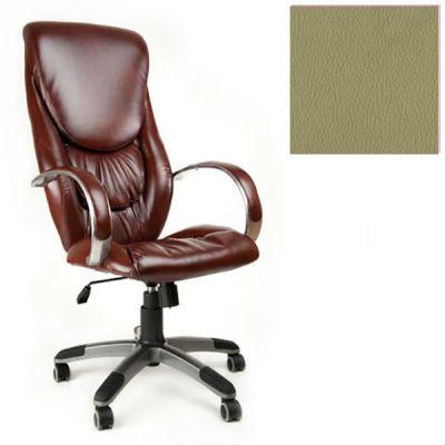 Офисное кресло Почин руководителя КР-4 (Светло-зеленый, 3016) Коллекция Ecotex (матовые)